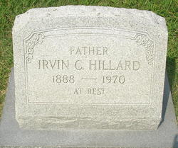 Irvin Claude Hillard