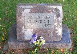 Moses P. Allen Rex Courtright