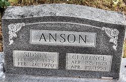 Sidney Anson