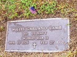 Willis Garland Goat Lamb