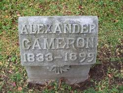 Alexander Cameron