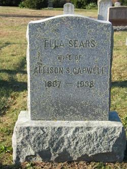 Ella <i>Sears</i> Capwell