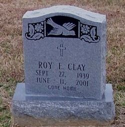 Roy Edward Clay