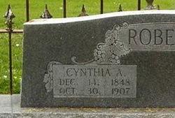 Cynthia Ann <i>Ake</i> Roberts