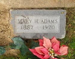 Mary Howard Adams