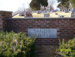 Sandy Baptist Church Cemetery