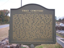 Trice Cemetery
