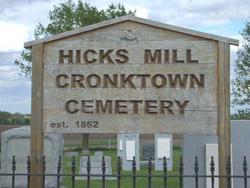 Cronktown Cemetery