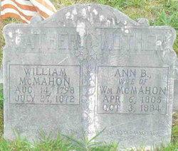 William Bruce Mcmahon