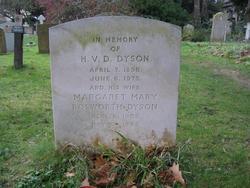 Hugo V. D. Dyson