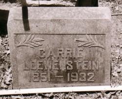 Carrie <i>Malsch</i> Loewenstein