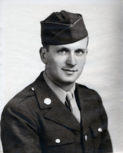 Pvt Glen Thompson Kline, Sr