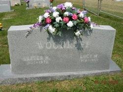 Lucy Mae <i>Lyon</i> Woodruff