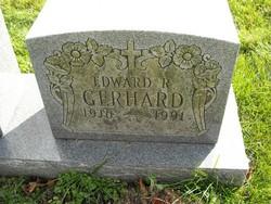 Edward R Gerhard