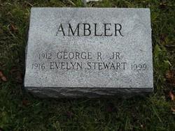 Evelyn <i>Stewart</i> Ambler