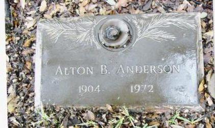 Alton B Anderson