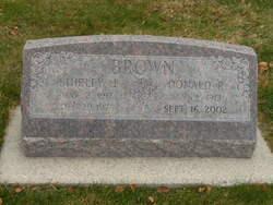 Shirley Greiner <i>Johnson</i> Brown