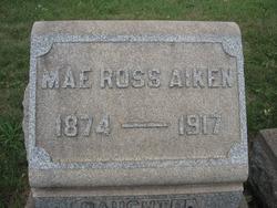 Mae <i>Ross</i> Aiken