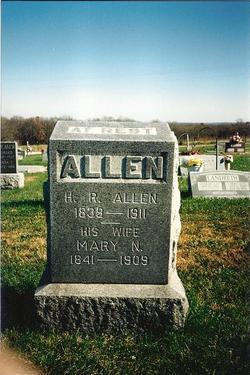 Hiram R Allen
