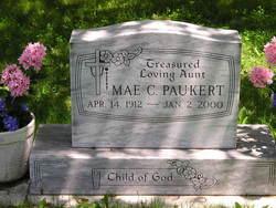 Mae C Paukert