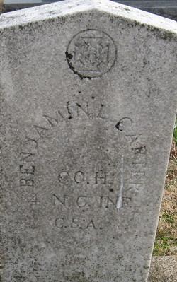 Benjamin Lee Carter