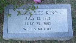 Alma Lee <i>Sivils</i> King