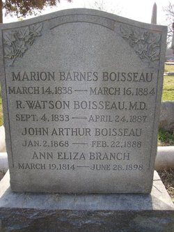 Dr Richard Watson Boisseau