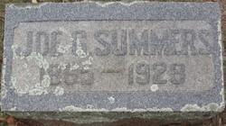Joseph Gammage Joe Summers
