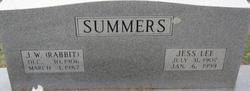 Joe Wyatt Rabbit Summers, I
