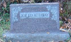 PFC Joe Ed Attaway