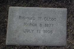 Richard William Clegg