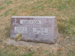 Eunice F Anderson