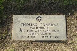 PFC Thomas John Darras