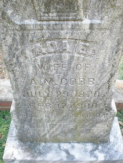 Ada E. Cobb