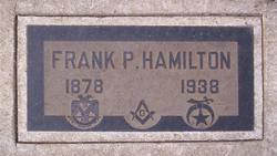 Frank Patrick Hamilton