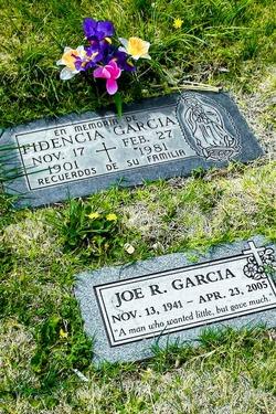 Joe R Sonny Garcia