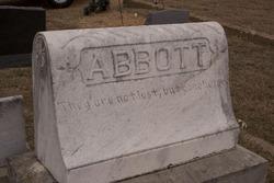Mary Frances <i>Burch</i> Abbott