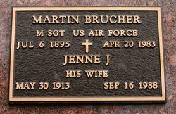 Jenne J Brucher