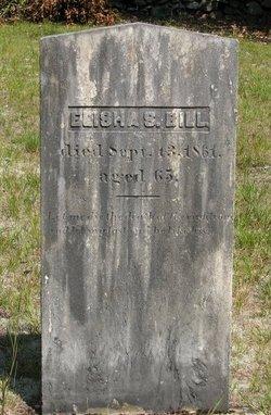Elisha Satterlee Bill