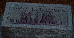 James Dennis Thurman
