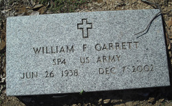 William Frank Garrett