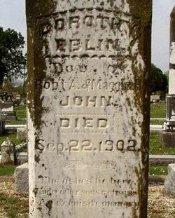Dorothy Eblin John