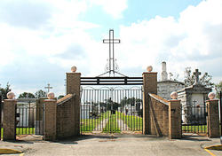 Ascension of our Lord Catholic Church Cemetery