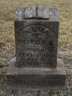 Alva E. Buford