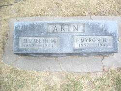 Myron Harris Akin