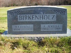 Julina Crystal <i>Copeland</i> Birkenholz