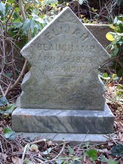 Elijah A. Beauchamp