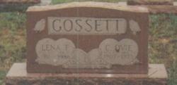 Clome Ovie Gossett
