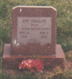 Van Douglas Capps