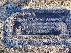 Geneva Hattie <i>Deaton</i> Arrowood